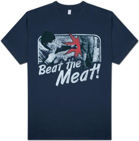 Rocky - Beat the Meat T-Shirt