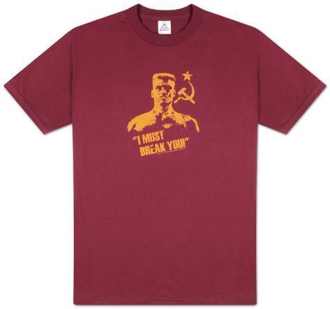 Rocky - Break You T-Shirt