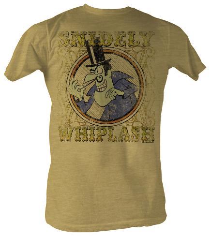 Rocky & Bullwinkle - Whiplash T-Shirt