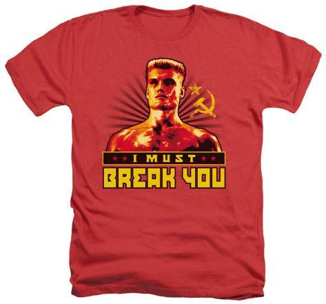 Rocky - I Must Break You T-Shirt