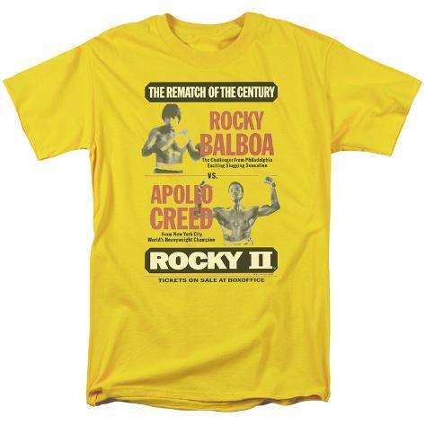 Rocky - Rematch T-Shirt