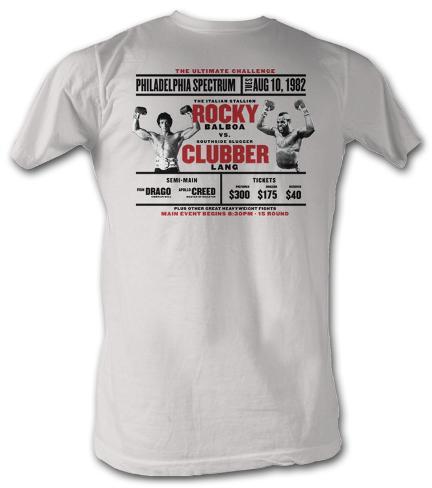 Rocky - Rocky Vs Clubber T-Shirt