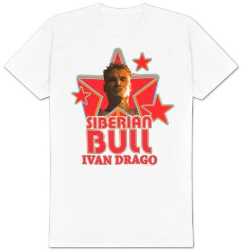 Rocky - Siberian Bull T-Shirt