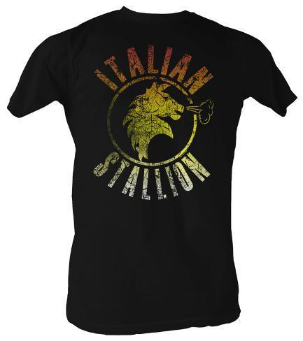 Rocky - Stallion Fade T-Shirt
