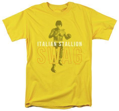 Rocky - Stallion Swag T-Shirt
