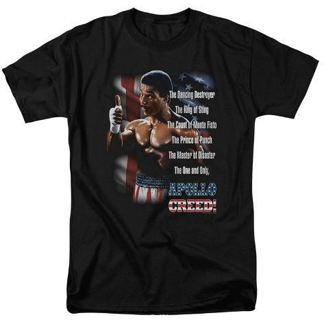 Rocky - The One And Only T-Shirt