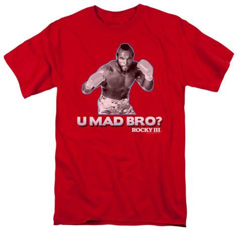 Rocky - U Mad Bro T-Shirt
