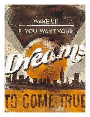Dreams Come True Giclee Print