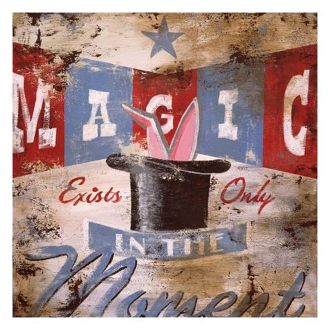 Magic Moment Giclee Print