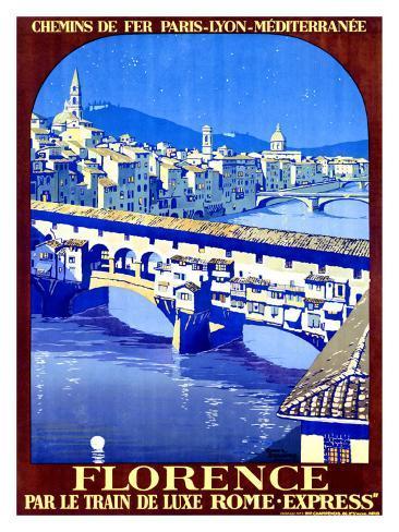 Florence Giclee Print