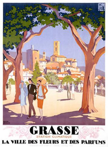 Grasse Giclee Print