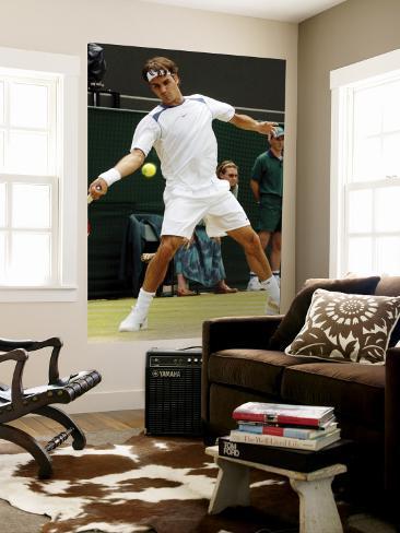 Roger Federer Bildtapet