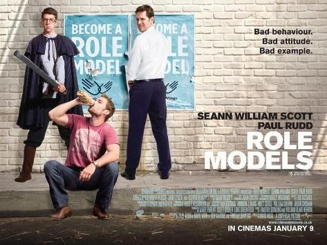 Role Models Pôster