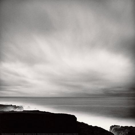 Shoreline, Mendocino Coast, CA Art Print