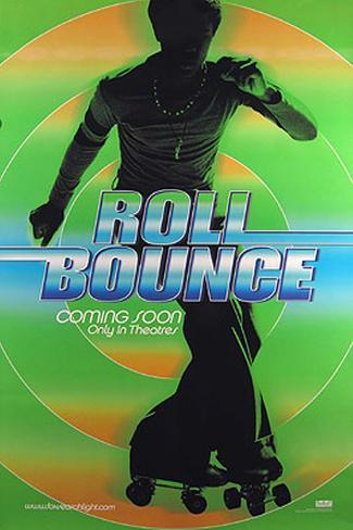 Roll Bounce Double-sided poster