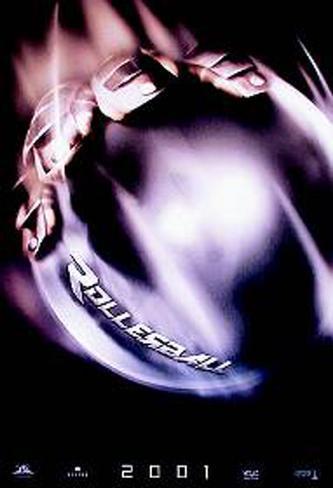 Rollerball 2001 Original Poster