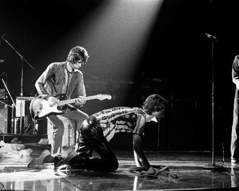 Rolling Stones, Charlie Auringer, 1978, Masonic Temple, Detroit, Michigan Photo