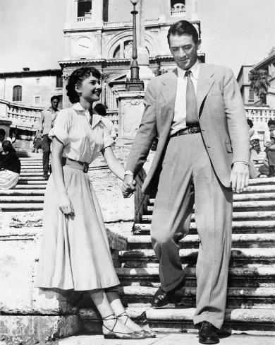 Roman Holiday (1953) Photo