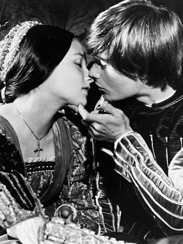 Romeo and Juliet, 1968 Photographic Print