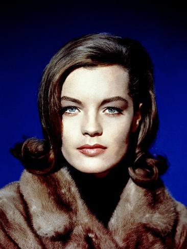 Romy Schneider, c.1960s Photo