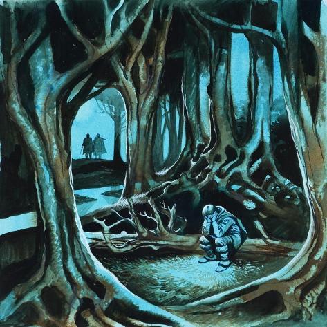 Fairy Tale Giclee Print