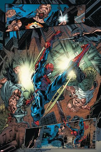 Amazing Spider-Girl No.23 Cover: Spider-Girl Poster