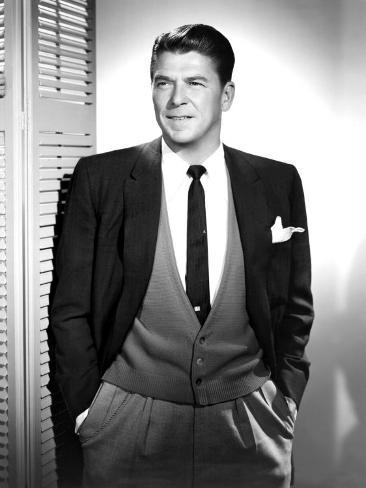 Ronald Reagan in the 1950s Photo