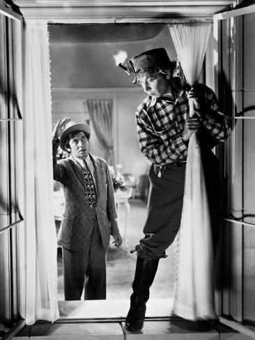 Room Service, 1938 Photographic Print