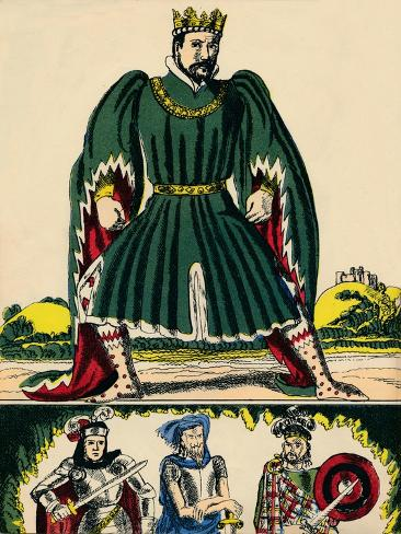 Henry IV, King of England from 1399, (1932) Giclee Print