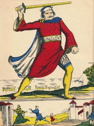 William I, King of England from 1066, (1932) Giclee Print