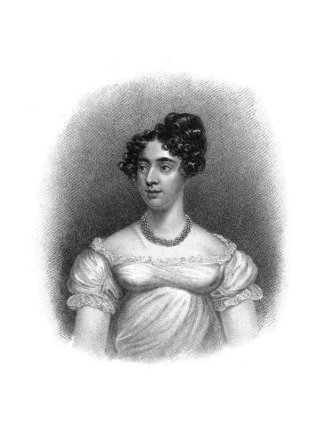 Letitia Byrne, Engraver Giclee Print