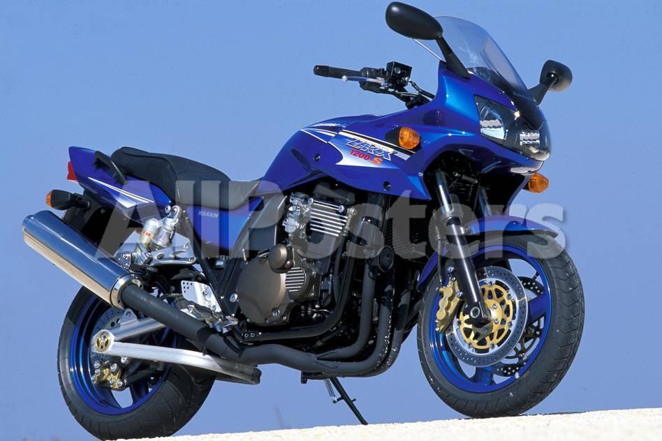Kawasaki ZRX 1200 S Photographic Print By Rossen Gargolov At AllPosters