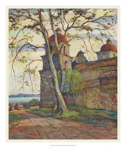 European Sketchbook VII Giclee Print