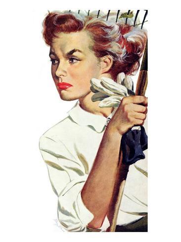 Smart Girls Are Helpless  - Saturday Evening Post