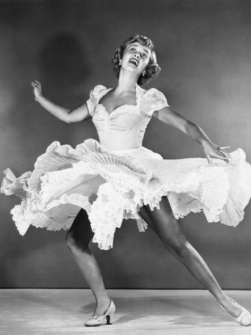 Royal Wedding, Jane Powell, 1951 Valokuva