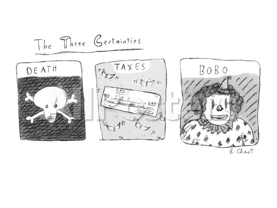 3 certainties