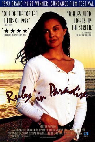 Ruby In Paradise Poster