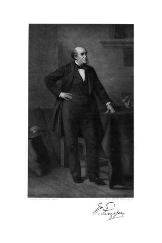 Sir William Fergusson 3 Giclee Print