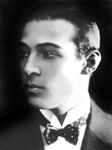 Rudolph Valentino, c.1921 Photo