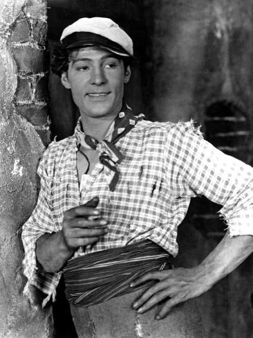 Rudolph Valentino in Blood and Sand, 1922 Photo