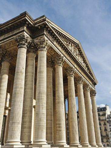 Pantheon in Paris Photographic Print