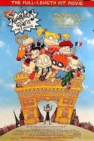 Rugrats In Paris Pôster original