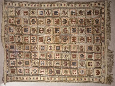 オールポスターズの rugs and carpets azerbaijan woollen kilim