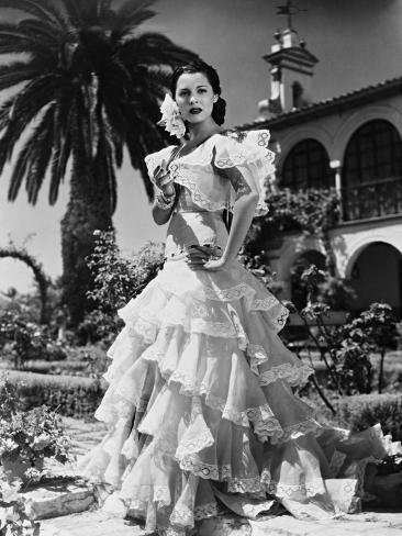Rumbo, 1949 Photographic Print