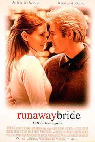 Runaway Bride Original Poster