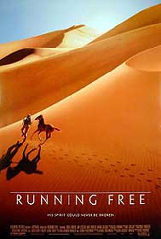 Running Free Original Poster