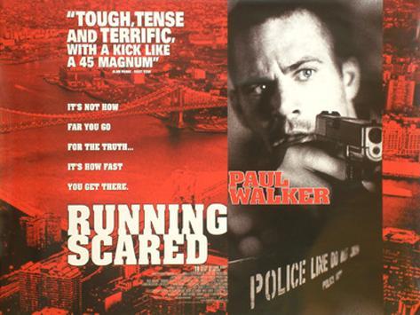 Running Scared Original Poster