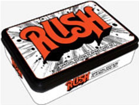 Rush Playing Card Tin Set Playing Cards