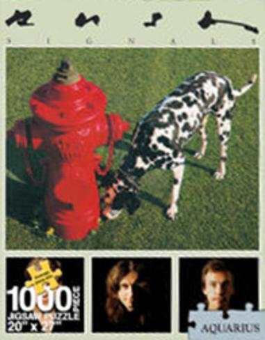 Rush Signals 1000 Piece Jigsaw Puzzle Jigsaw Puzzle