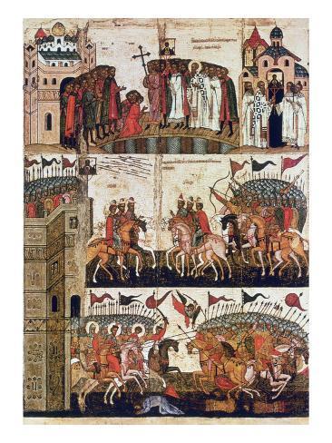 Russia: Novgorod Giclee Print